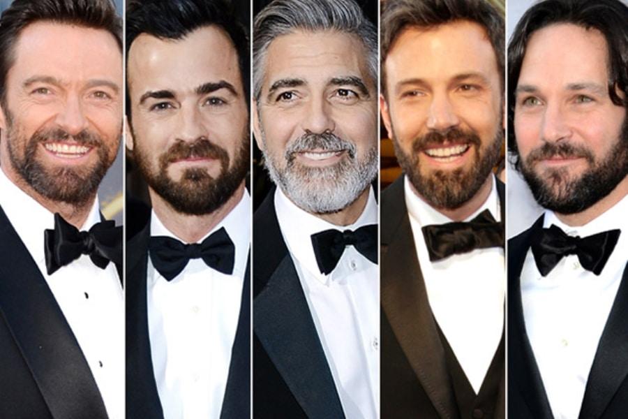 Виды бороды: с усами и без